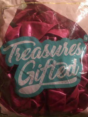 (85) 12 Inch Thick Shiny Metallic Latex Magenta Fuchsia Pink Balloons for Sale in Atlanta, GA