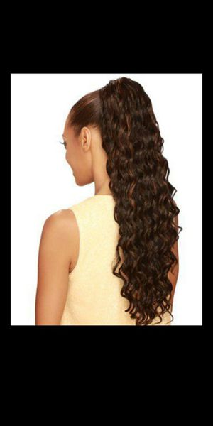 Hair piece Extension Ponytail brand new/ nueva for Sale in Fullerton, CA