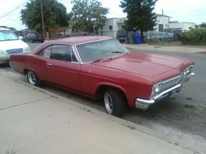 1966 Chevy Impala, runs very good for Sale in National City, CA