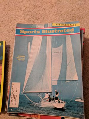 1967 sports illustrated the intrepid for Sale in Corinth, ME