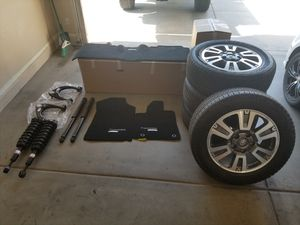 2019 4x4 Platinum Toyota Tundra Parts for Sale in Sun City, AZ