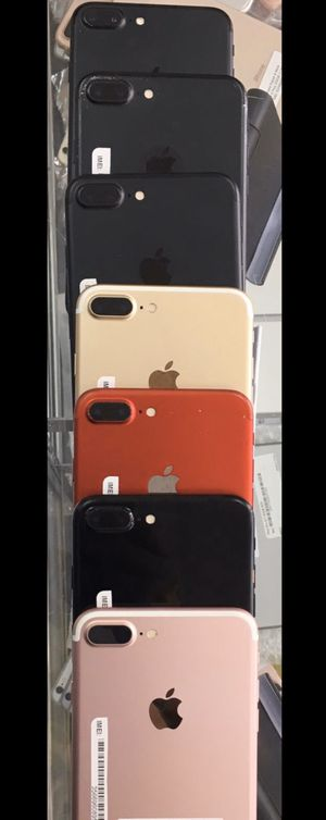 iPhone 7 PLUS Unlocked with a 30 Day Warranty! for Sale in Los Angeles, CA