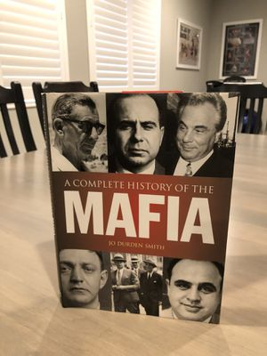 """""""Complete History of the Mafia"""" book by Jo Durden Smith for Sale in Colorado Springs, CO"""
