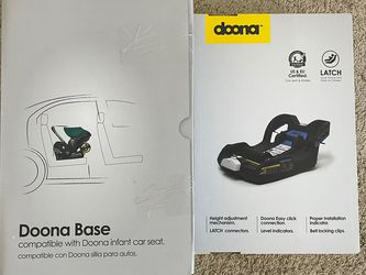 Doona Base For Car seat - brand New, Unopened for Sale in McLean,  VA