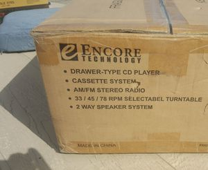 New stereo still available for Sale in San Angelo, TX