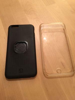 Quad lock case & poncho for iPhone 6s Plus for Sale in Miami, FL