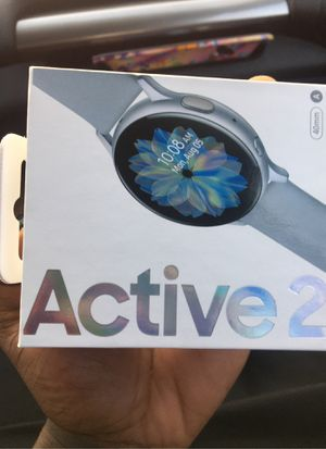 Samsung Watch (Active 2) (new) for Sale in Cleveland, OH