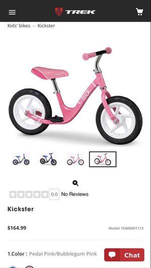 Trek kickster balance bike for Sale in San Diego, CA