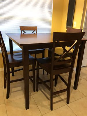 Pub height kitchen table set for Sale in Winter Garden, FL