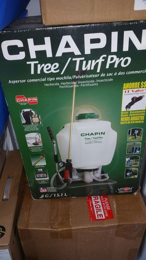 Chapin turf tree sprayer for Sale