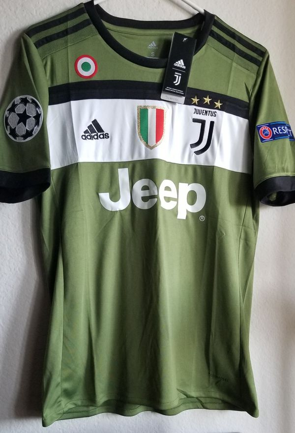 1bdfcf33a Adidas Mens 17 18 Juventus third Jersey original for Sale in Phoenix ...
