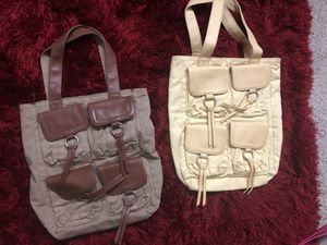 Purses $30 for both $20 each for Sale in Detroit, MI