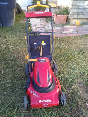 Cordless lawn mower for Sale in Perris, CA