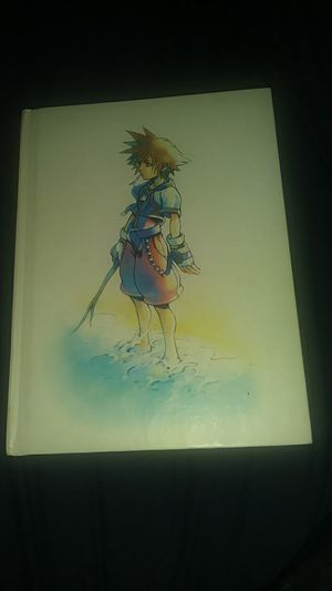 PS3 Kingdom Hearts HD 1.5 Remix Limited Edition Artbook With Game for Sale in Dallas, TX