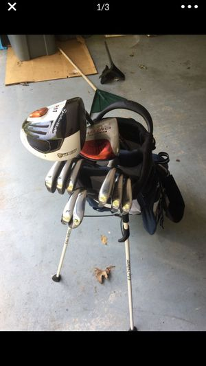 Men's Lefty Taylormade Set - Great Conditjon for Sale in CT, US