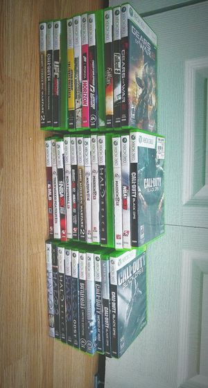 35 Xbox 360 games for Sale in Missoula, MT