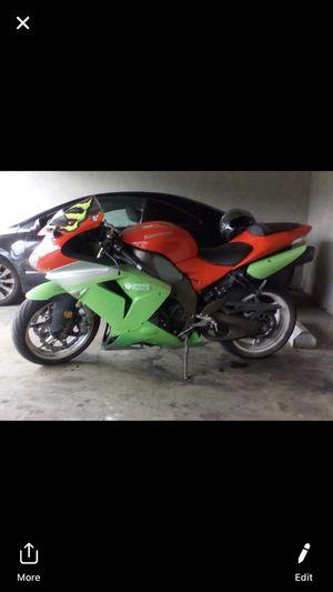 Kawasaki ninja zx10r for Sale in Colton, CA