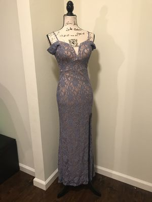 Lavender purple with nude colored dress for Sale in Redwood City, CA