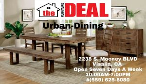 Urban Dining Choose your pieces for Sale in Visalia, CA