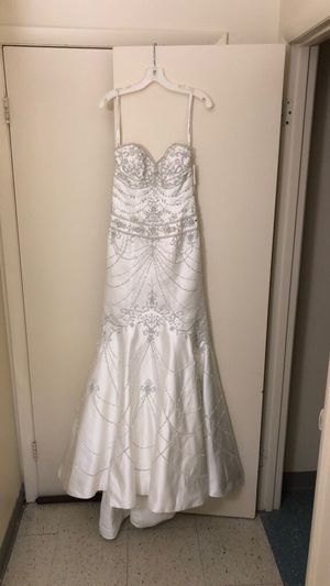New wedding dress never used for Sale in Belmont, MA