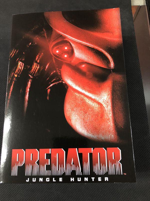 "Predator Jungle Hunter NECA Reel Toys 7"" Inch"