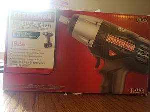 Impact wrench kit for Sale in National City, CA