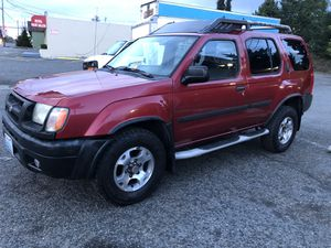 2003 Nissan Xterra 4x4 clean tittle in hands! Runs and drives great. for Sale in Seattle, WA
