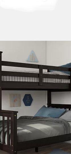 Twin/Full Bunk Bed for Sale in Philadelphia,  PA