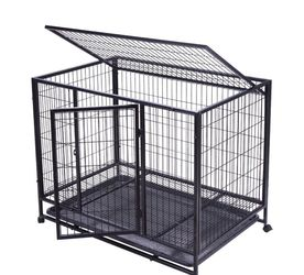 Metal Dog Crate for Sale in Vernon,  CA