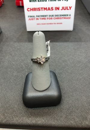 14k white gold diamond ring for Sale in Rolling Meadows, IL
