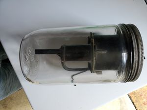 GMC / CHEVY VINTAGE WINDSHIELD WASHER PUMP & DOOR TRIM PARTS for Sale in Vancouver, WA