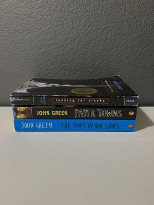 John Green Books for Sale in Las Vegas, NV
