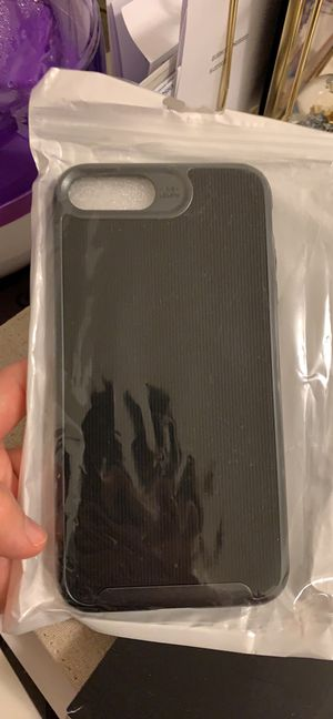 Iphone 7 plus textured phone case for Sale in Los Angeles, CA