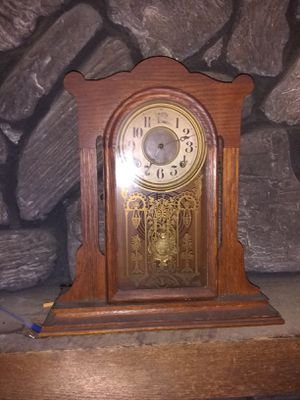 Antique E. Ingraham Mantel Clock for Sale in Adamsville, AL