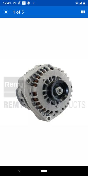 Remy Car Alternator Fit Most Cars from 2007-2014 Brand New for Sale in San Diego, CA