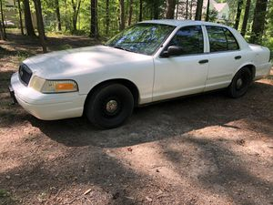 2002 Ford Crown Vic Police Interceptor $2200 for Sale in Hollywood, MD