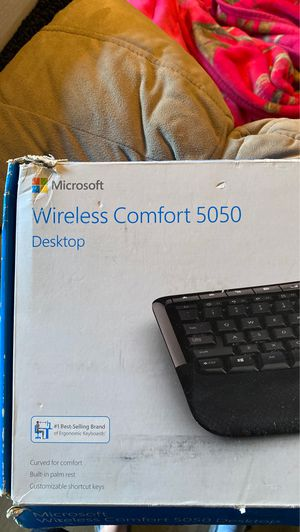 Wireless Mouse and Keyboard for Sale in Austin, TX
