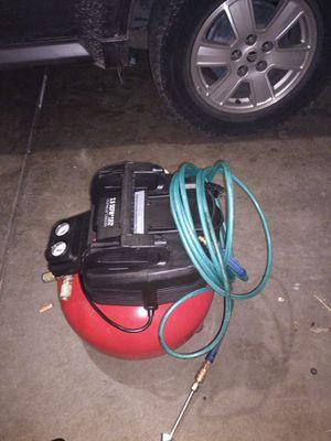 Porter Cable compressor for Sale in Wichita, KS