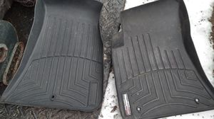 2011 through 2018 Dodge Challenger front weather tech floor mats for Sale in Midland, MI