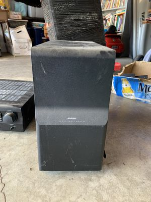 Bose surround sound System for Sale in Monterey Park, CA