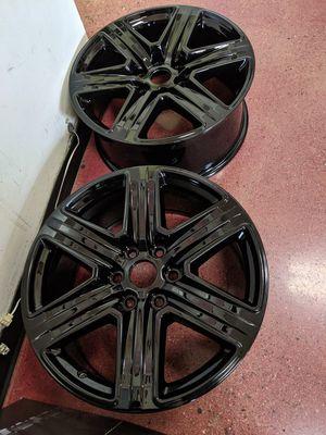 "20""Ford F150 OEM Wheels Rims Gloss Black for Sale in Yorba Linda, CA"