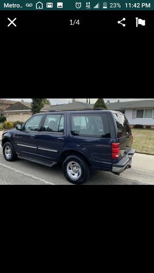 2000 FORD expedition XLT triton 4x4 for Sale in Orangevale, CA