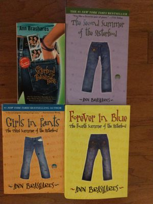 Sisterhood of the traveling pants series for Sale in Fremont, CA