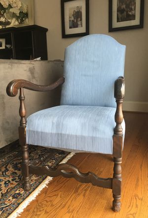 Antique Chair (substantial in size) for Sale in Great Falls, VA