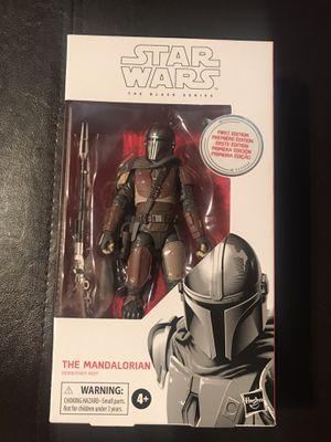 The Mandalorian white box first edition for Sale in Covington, WA