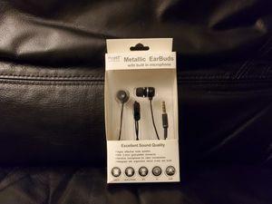 ProHT Metallic Earbuds for Sale in Artesia, CA
