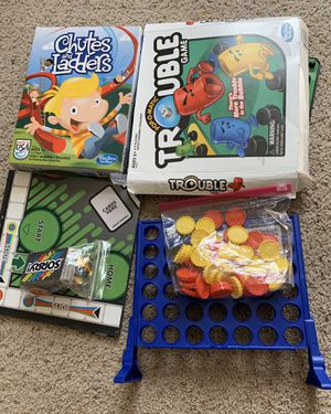 Board Games for Kids for Sale in Marietta, GA