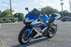 2009 Suzuki GSXR 600 for Sale in Montgomery, AL