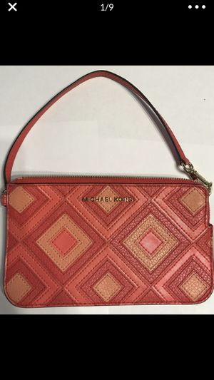 Authentic MK Red Wristlet (also check out my other items:) for Sale in Chicago, IL