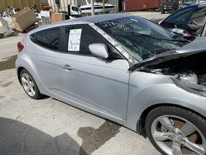 2012-2017 HYUNDAI VELOSTER PARTS OUT !! for Sale in Opa-locka, FL